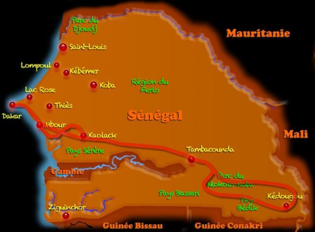 Trek - Pays Bassari & Bédik (8j)