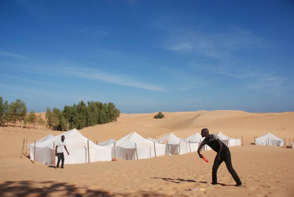 Baobabs, Dunes et Saloum (4j)