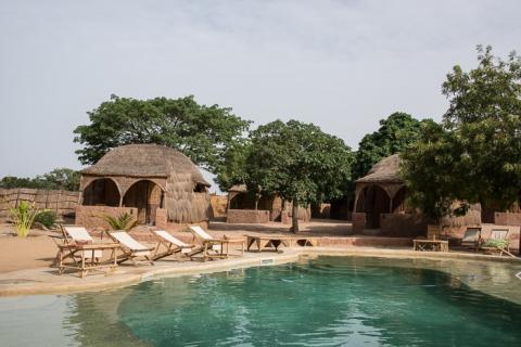 Une nuit à Simal au Sénégal